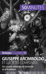 Vente Livre Numérique : Giuseppe Arcimboldo et les têtes composées  - Anne-Sophie LESAGE