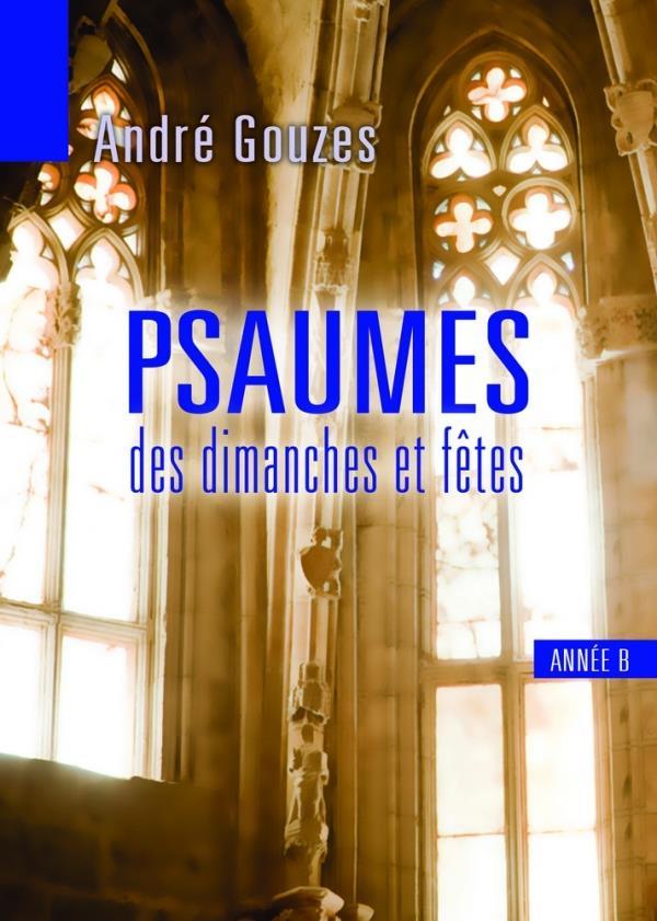 PSAUMES DES DIMANCHES ET FETES ANNEE B LIVRET PARTITIONS
