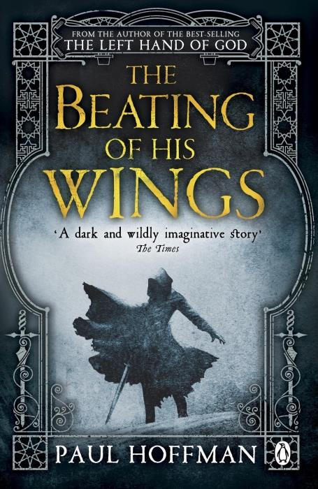 Beating of his wings, the