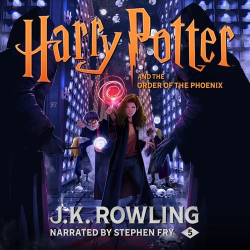 Harry Potter and the Order of the Phoenix (UK Edition)