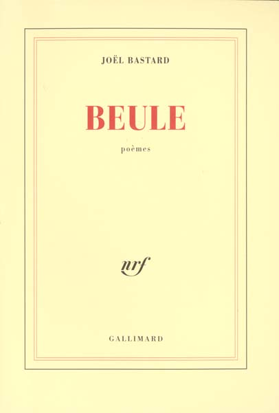 Beule poemes