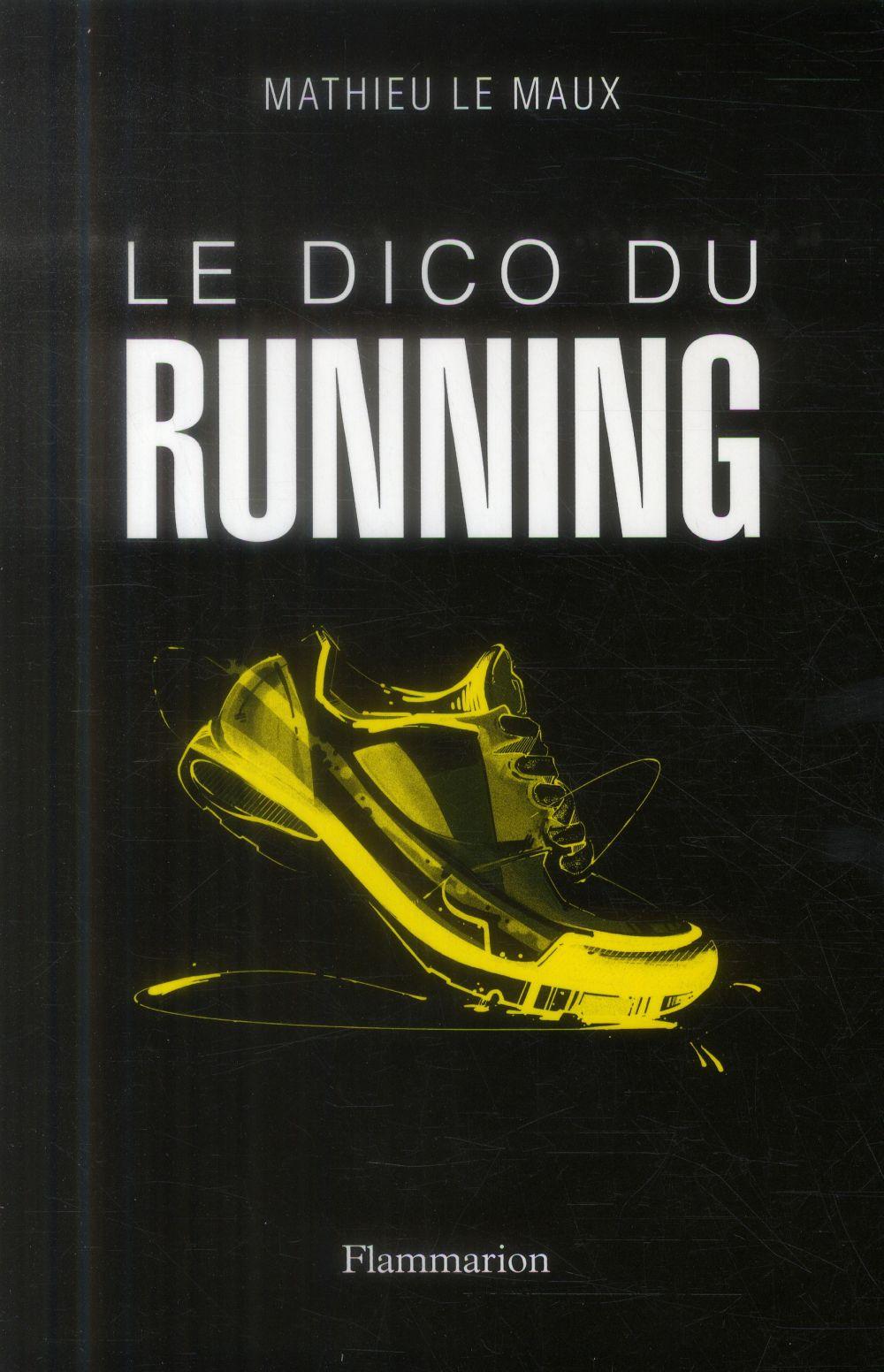 Le dico du running