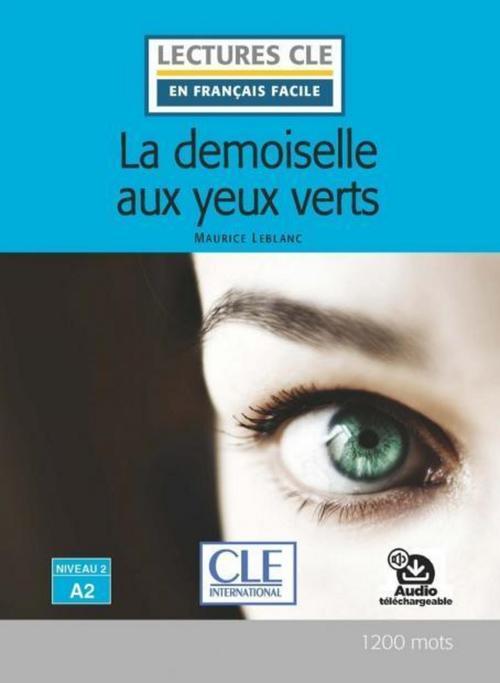 FLE ; la demoiselle aux yeux verts ; niveau A2