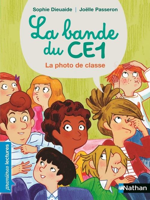 La bande du CE1 ; la photo de classe