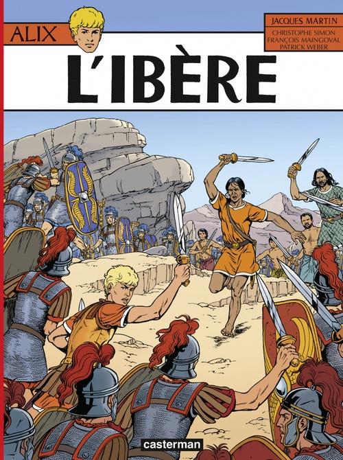 Alix (Tome 26) - L'Ibère