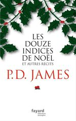 Vente Livre Numérique : Les douze indices de Noël  - Phyllis Dorothy James