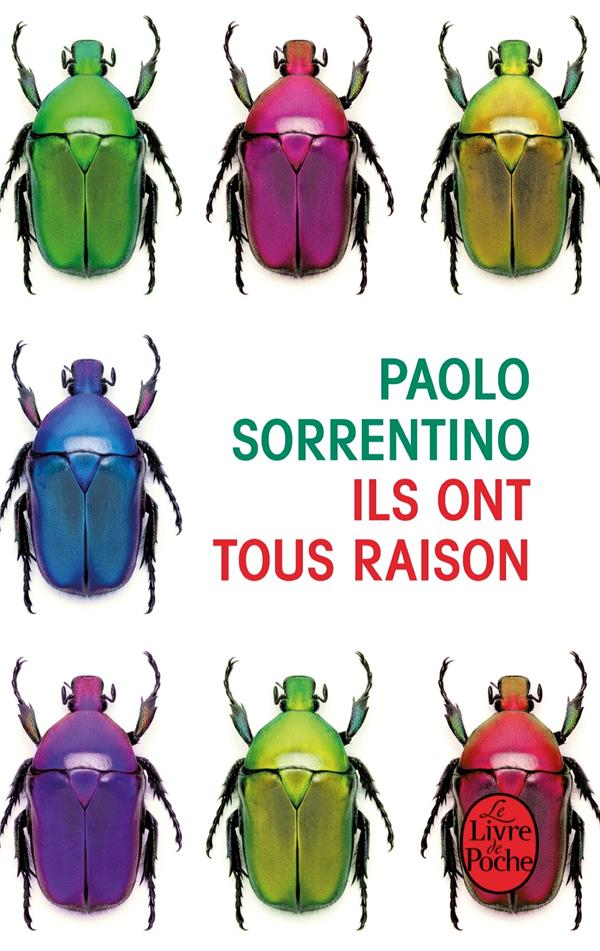 ILS ONT TOUS RAISON Sorrentino Paolo