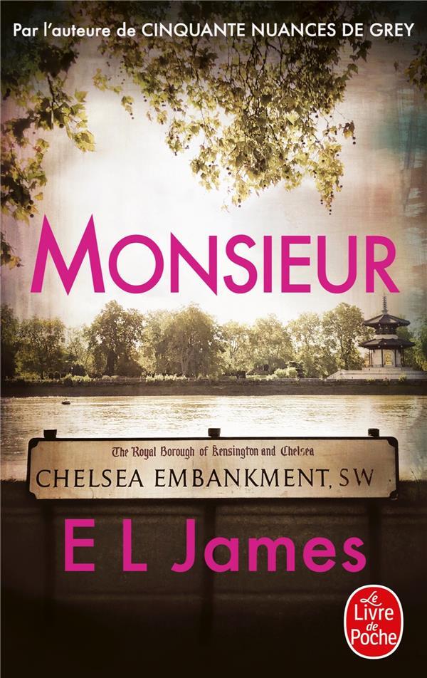 MONSIEUR JAMES, E. L.