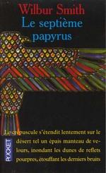 Couverture de Le septieme papyrus
