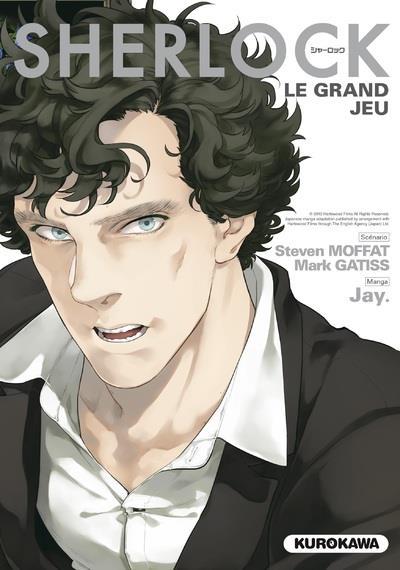 Sherlock T.3 ; le grand jeu