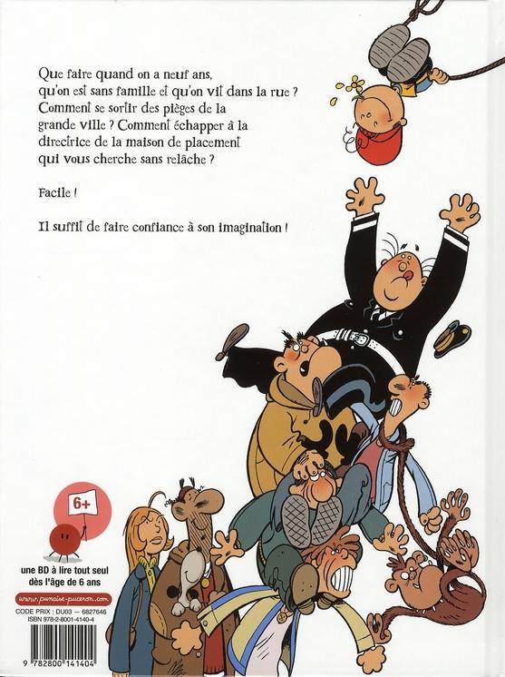 Oscar t.3 ; les gadjos du cirque