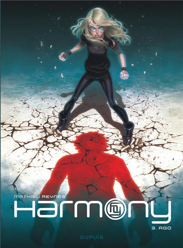 HARMONY T.3  -  AGO  REYNES