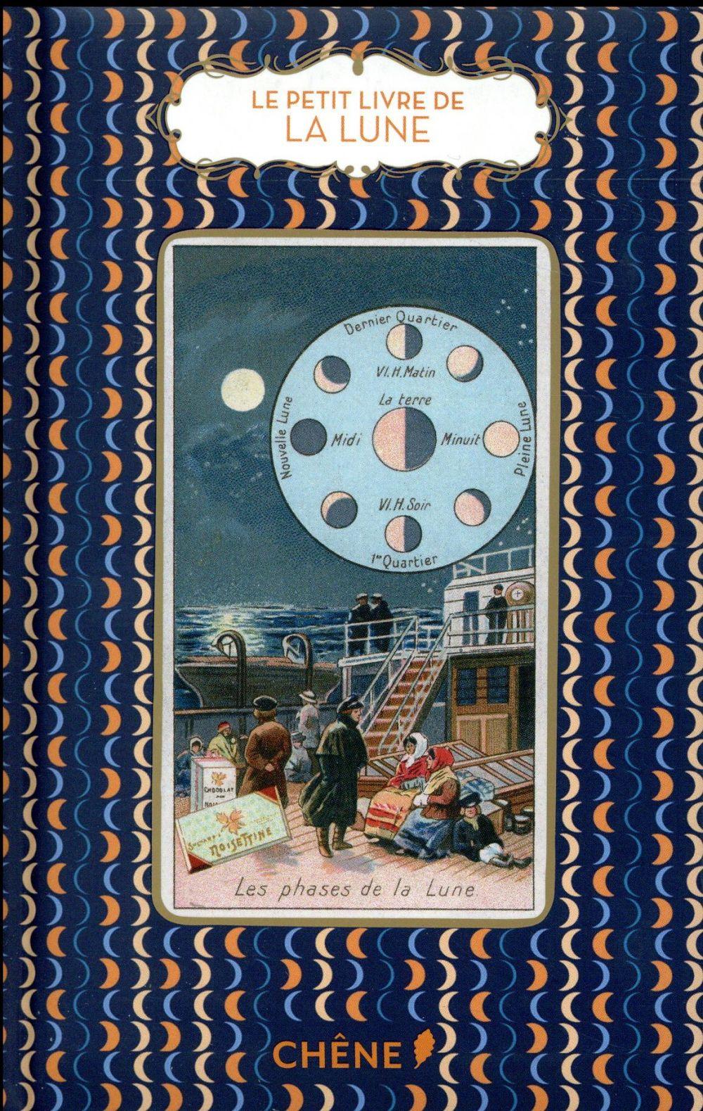 Le petit livre de(s) ; la lune