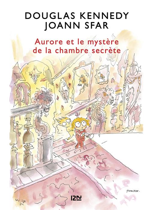 Aurore et le mystère de la chambre secrète