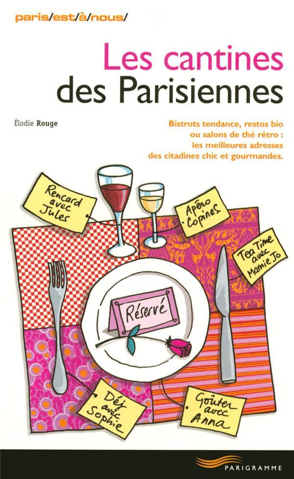 Cantines Des Parisiennes