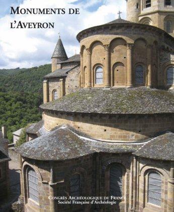 Congres archeologique de france 2009 monuments de l'aveyron