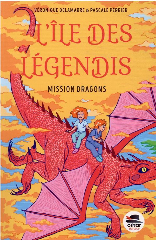 L'île des Légendis : mission dragons