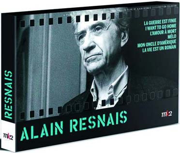 Alain Resnais - Coffret 6 films