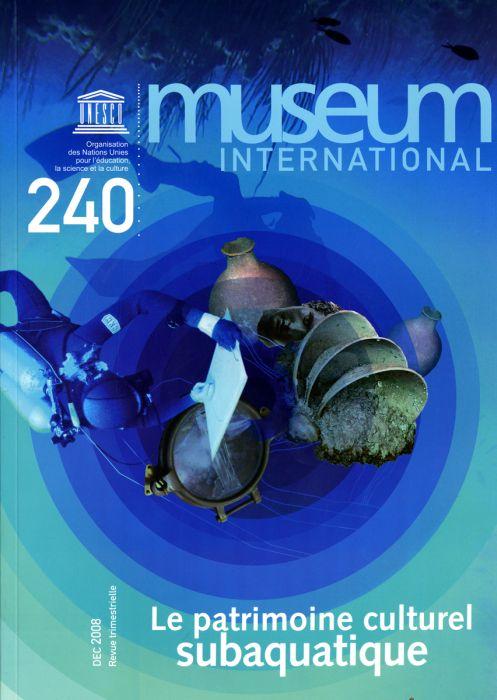 Le patrimoine culturel subaquatique
