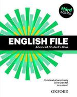 English File, 3rd Edition Advanced: Student'S Book
