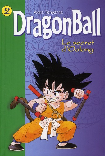 Dragon Ball T.2 ; Le Secret D'Oolong