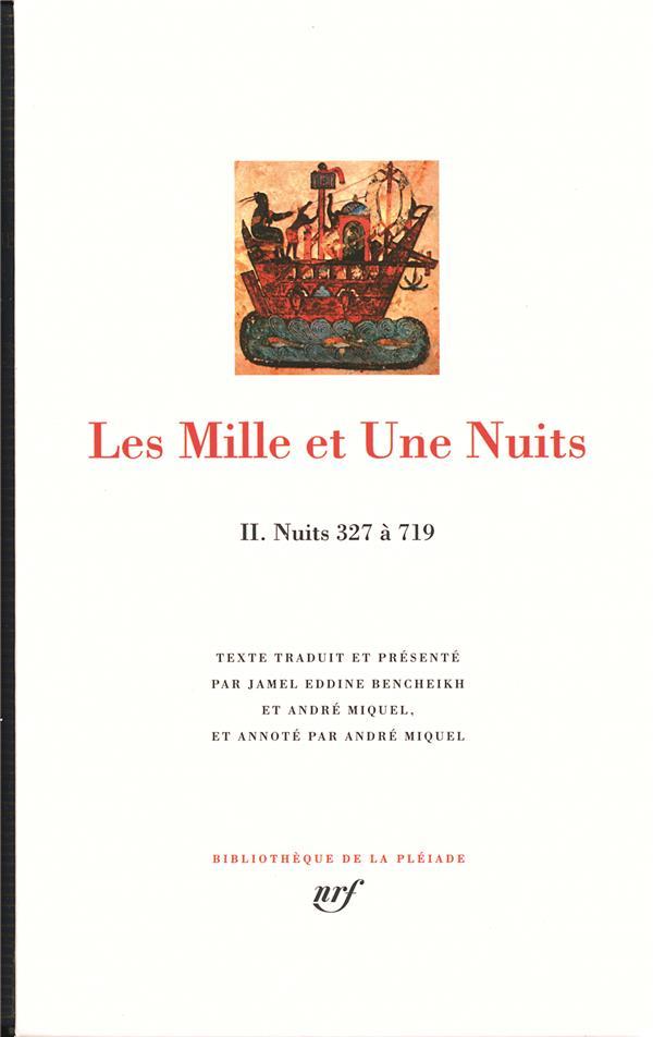 ANONYME - LES MILLE ET UNE NUITS T.2