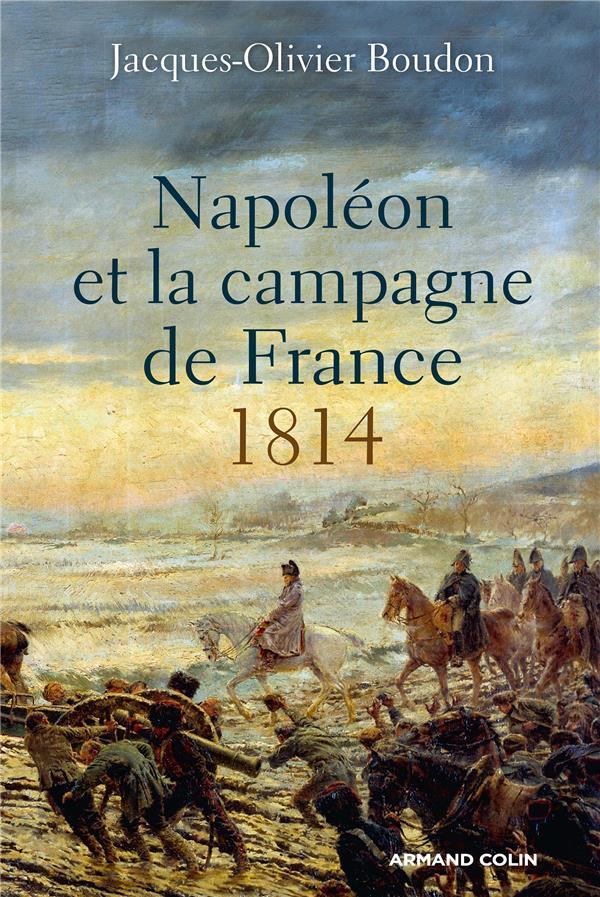 Napoléon et la campagne de France, 1814