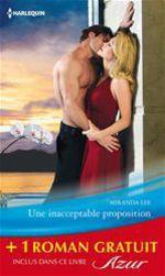 Vente EBooks : Une inacceptable proposition - Un passé obsédant  - Helen Bianchin - Miranda Lee
