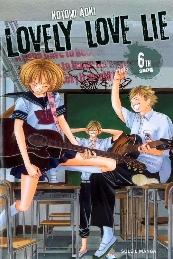 Lovely love lie T.6