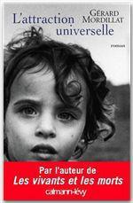 Vente Livre Numérique : L'Attraction universelle  - Gérard Mordillat