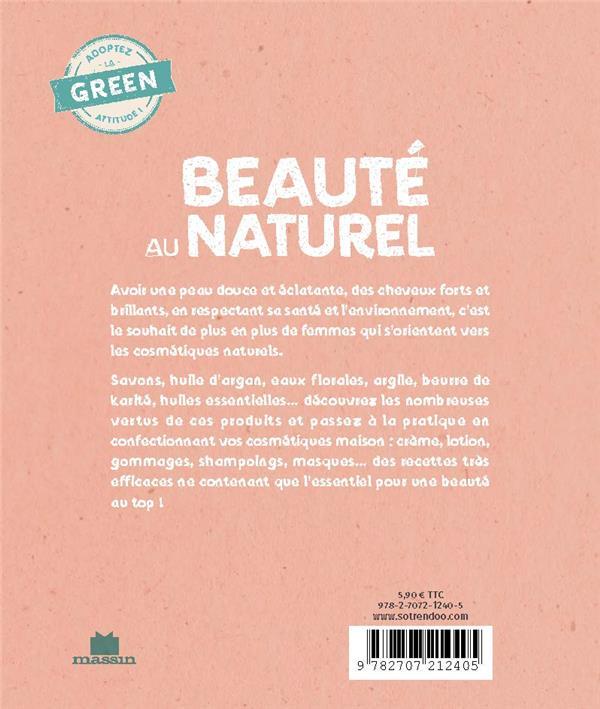 Beauté au naturel