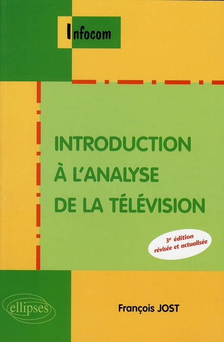 Introduction A L'Analyse De La Television