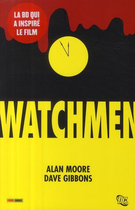 Watchmen ; les gardiens ; Intégrale