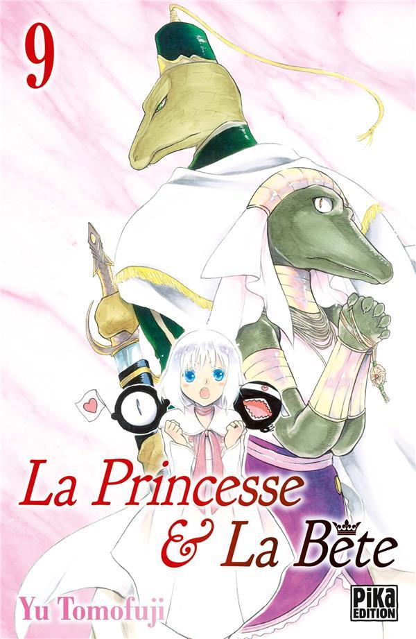 La princesse et la bête T.9