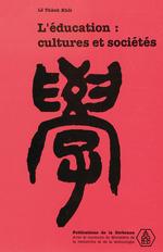 Vente EBooks : L´éducation: cultures et sociétés  - Thành Khôi Lê
