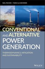 Vente Livre Numérique : Conventional and Alternative Power Generation  - Neil Packer - Tarik Al-Shemmeri