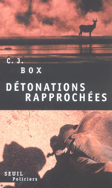 Detonations rapprochees