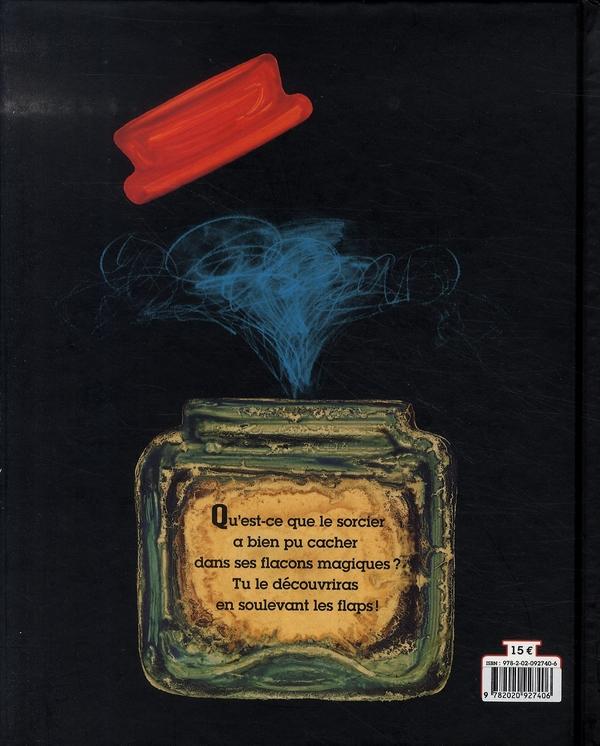 flacons magiques