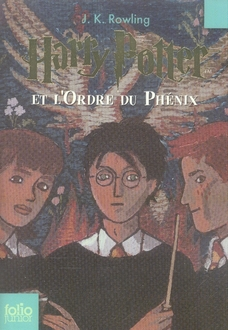 Harry Potter T.5 ; Harry Potter et l'ordre du phénix