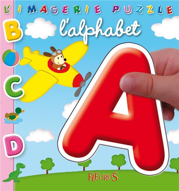L'Alphabet ; Imagerie Puzzle