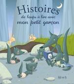 Vente EBooks : Histoires de loups à lire avec mon petit garçon - Sonorisées  - Ghislaine Biondi