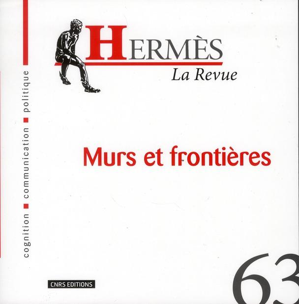 Hermes T.63; Murs Et Frontieres