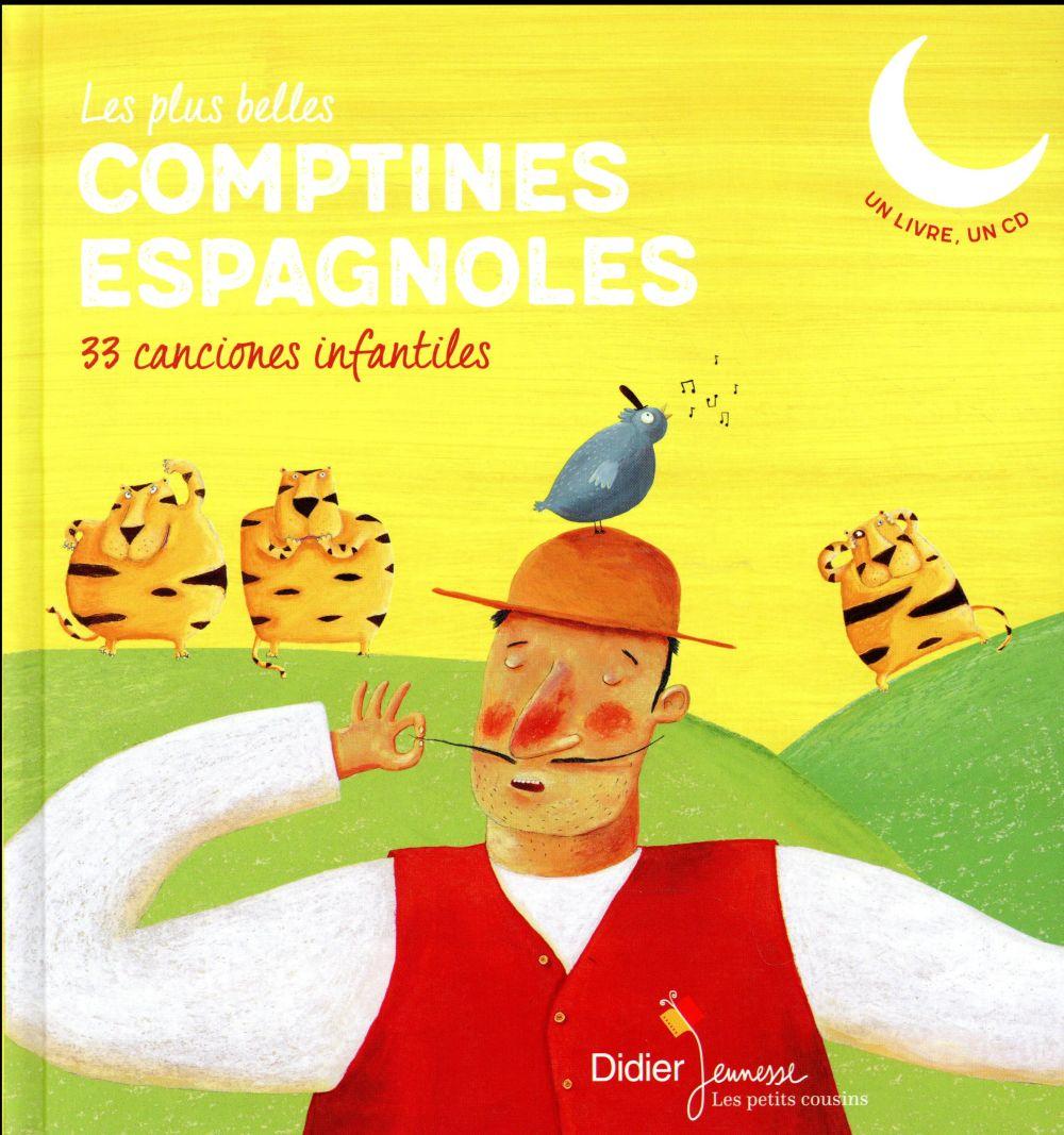 Les plus belles comptines espagnoles (édition 2018)