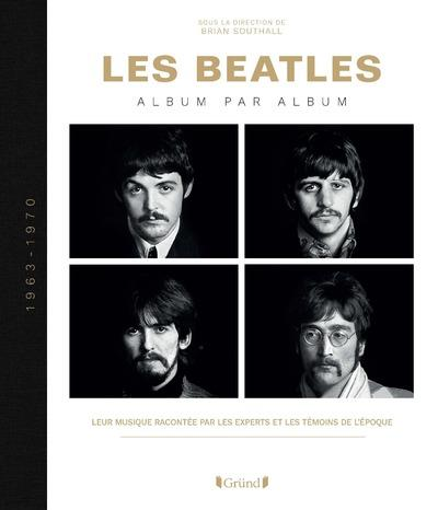 Les Beatles ; album par album