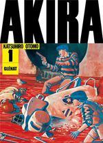Couverture de Akira (Noir Et Blanc) - Edition Originale - Tome 01