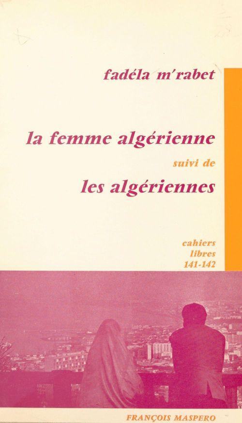 La femme algérienne