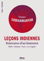 Vente Livre Numérique : Leçons indiennes  - Jacques Dalarun - Sanjay Subrahmanyam