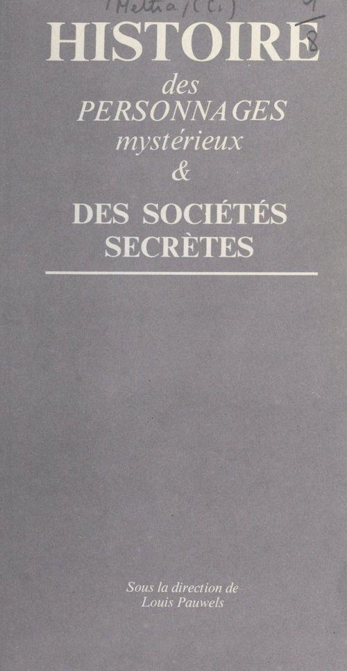 Rabelais secret