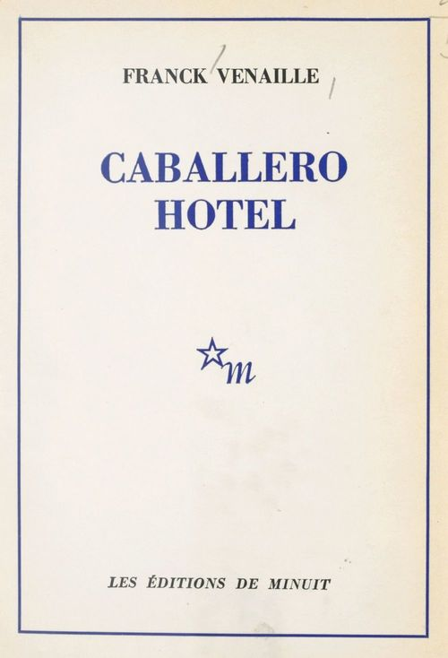 Caballero hôtel