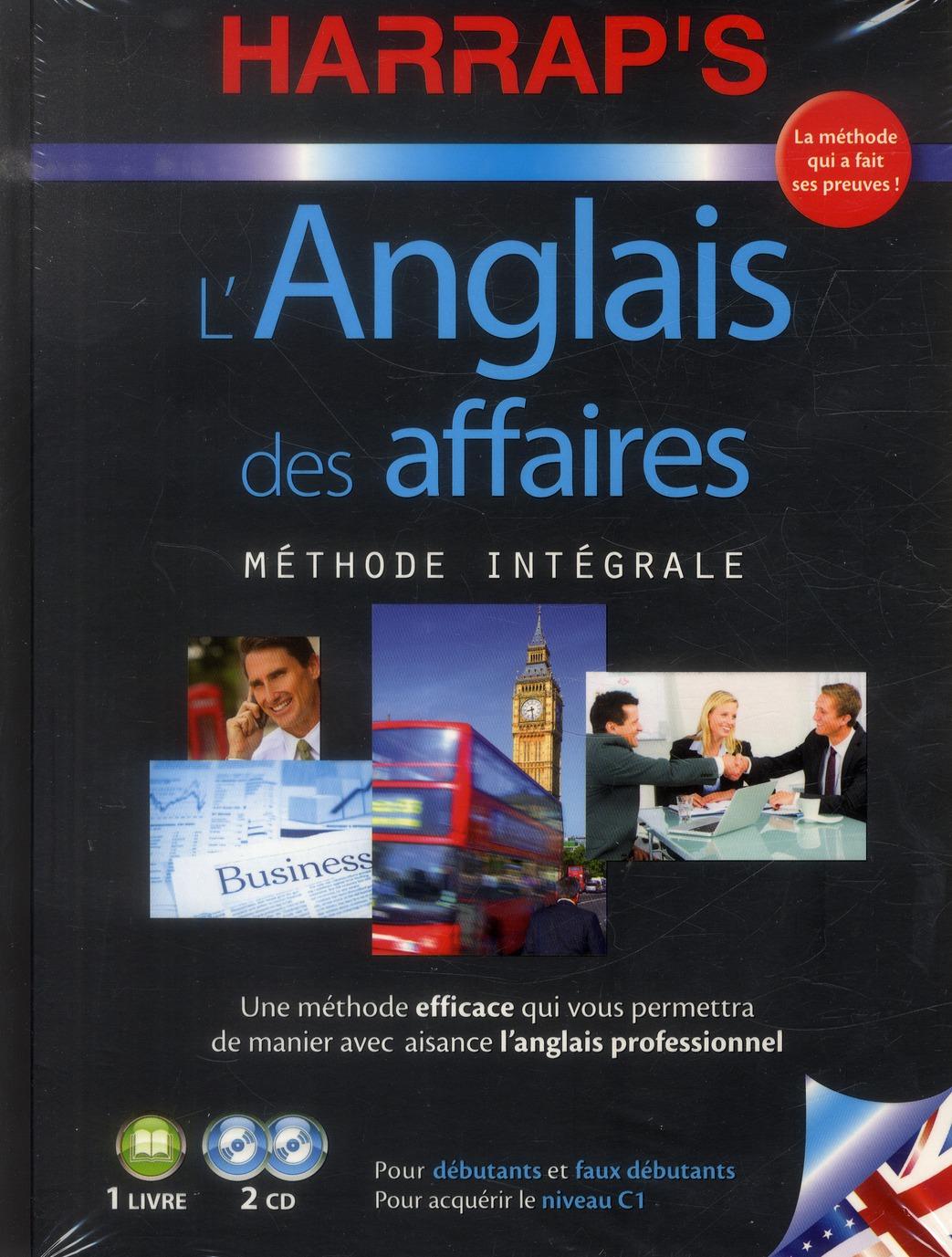 Blanche Sylvain - METHODE INTEGRALE D'ANGLAIS DES AFFAIRES